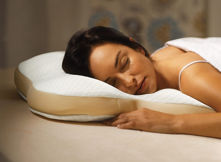 Подушка Tempur Ombracio для сна на животе