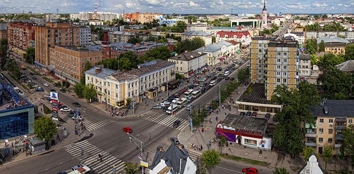 Город Калуга