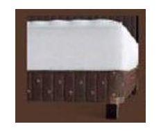 Защитный чехол Stearns&Foster для матраса до 45 см